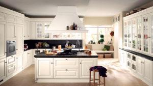 Come arredare la cucina in stile americano - Architettamy