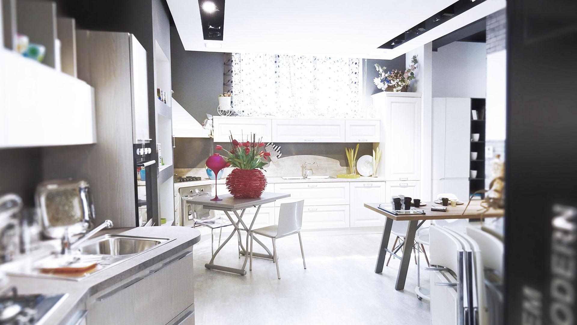 Architettamy furzi showroom cucine grosseto - Mobili grosseto ...